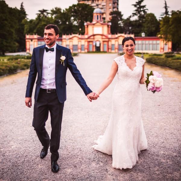 Elisa e Francesco - Matrimonio a Modena
