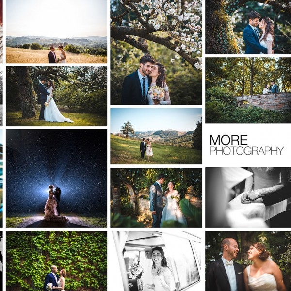 Fotografo di Matrimonio dallo stile Moderno