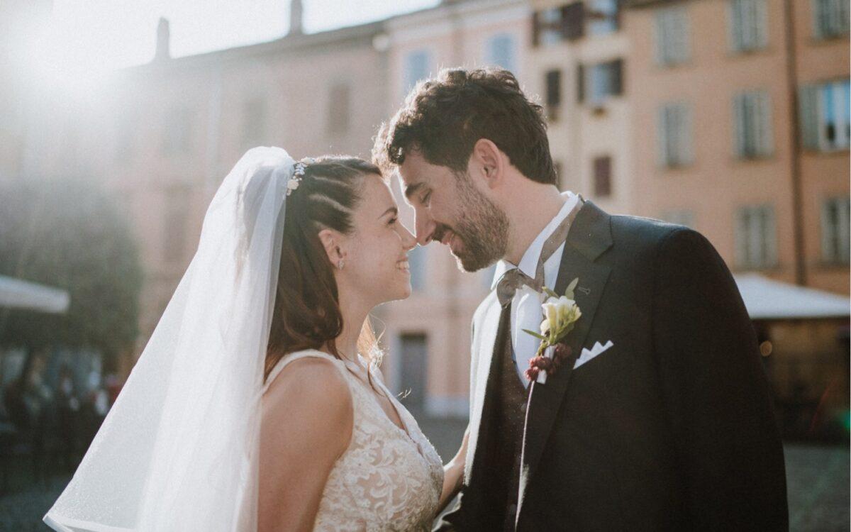 Stefania e Giuseppe // Villa Manodori / Modena