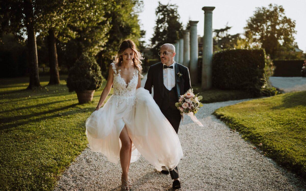 Sara e Matteo // Villa di Bagno // Mantova