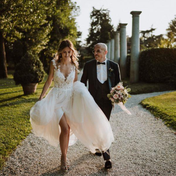 Sara e Matteo // Villa di Bagno - Mantova